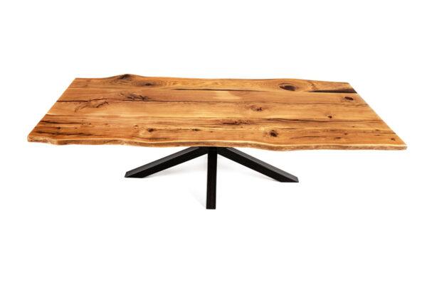 Massivholz-Esstisch-Eiche