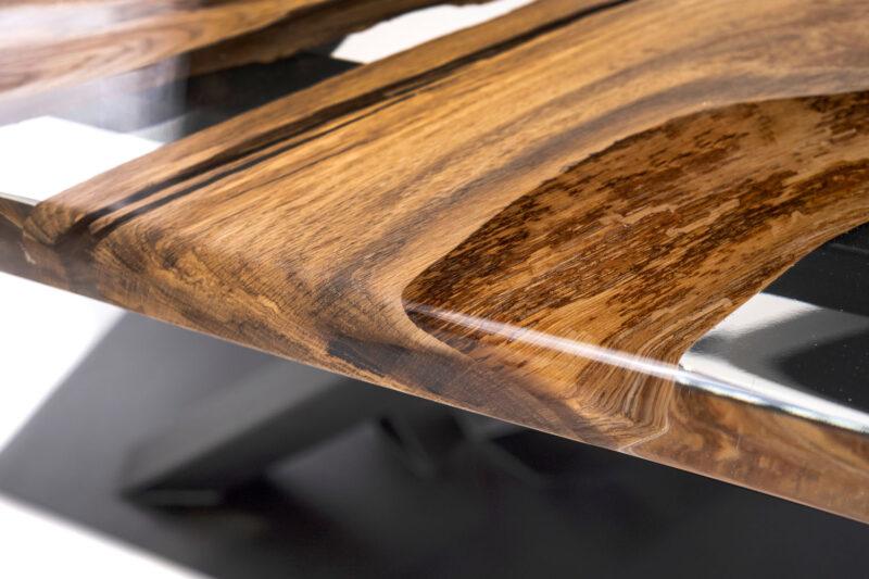 Design Esstische aus Massivholz von Holz Gold